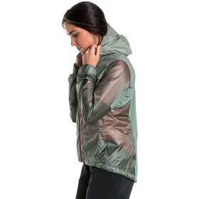 Schöffel Flow Trail Hybrid Jacket Women, verde